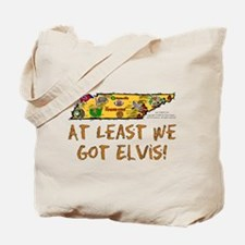 TN-Elvis! Tote Bag