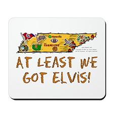 TN-Elvis! Mousepad