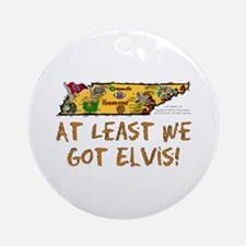 TN-Elvis! Ornament (Round)