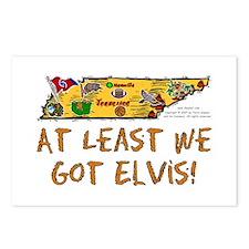 TN-Elvis! Postcards (Package of 8)