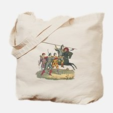 Norman Knight & Archers Tote Bag
