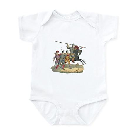 Norman Knight & Archers Infant Bodysuit