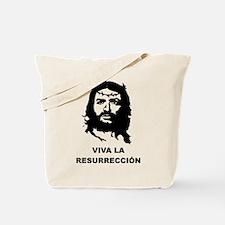 Viva La Resurreccion Tote Bag