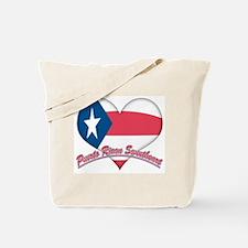Puerto Rican Sweetheart Tote Bag