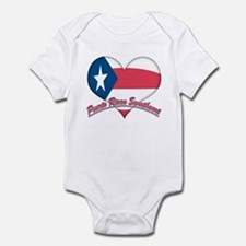 Puerto Rican Sweetheart Infant Bodysuit