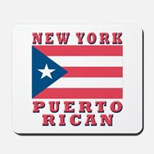 New York Puerto Rican Mousepad