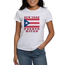 New York Puerto Rican Tee