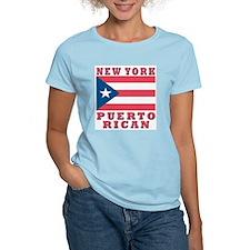 New York Puerto Rican T-Shirt