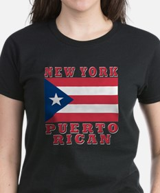 New York Puerto Rican Tee