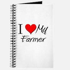 I Heart My Farmer Journal
