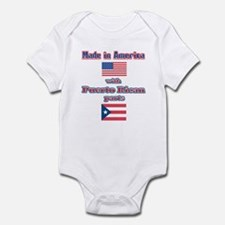 Puerto RICAN Infant Bodysuit