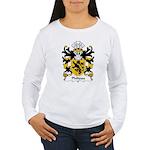 Philipps Family Crest Women's Long Sleeve T-Shirt