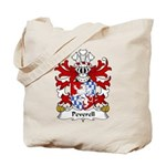 Peverell Family Crest Tote Bag