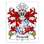 Peverell Family Crest Small Poster