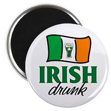 Irish Drunk Magnet
