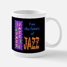Future of Jazz Dark Mug