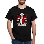 Penrees Family Crest Dark T-Shirt