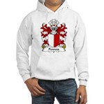 Penrees Family Crest Hooded Sweatshirt