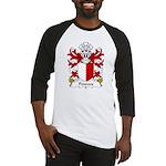 Penrees Family Crest Baseball Jersey