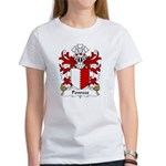 Penrees Family Crest Women's T-Shirt