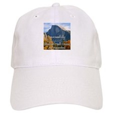 I climbed Half Dome Baseball Cap