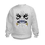 Penmarch Family Crest Kids Sweatshirt