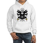 Penarth Family Crest Hooded Sweatshirt