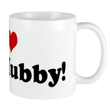 I Love    My Hubby! Mug