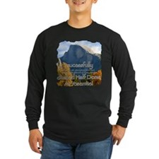 torniclimedhalfdome Long Sleeve T-Shirt