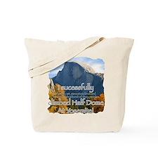 Cute National park yosemite Tote Bag