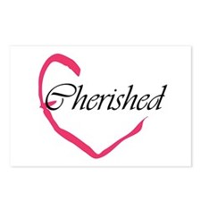 Cherished Heart Postcards (Package of 8)