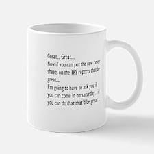 Lumbergh's Mug