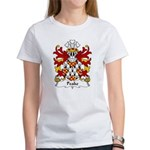 Peake Family Crest Women's T-Shirt