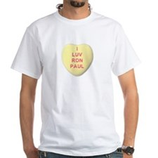 I Love Ron Paul Shirt