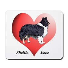 Sheltie Love Mousepad