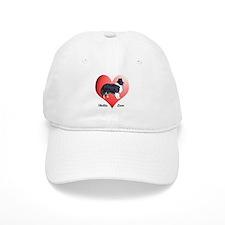 Sheltie Love Baseball Cap