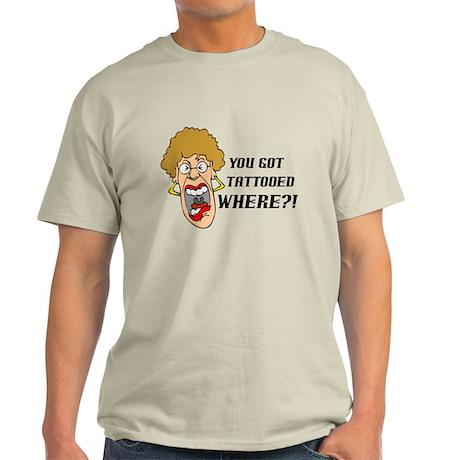 Tattooed Light T-Shirt