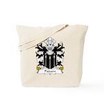 Padarn Family Crest Tote Bag