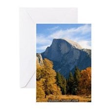 Yosemite Half Dome Greeting Cards (Pk of 20)