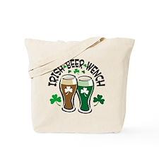 Irish Beer Wench Tote Bag