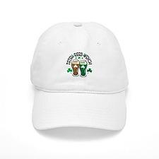 Irish Beer Wench Baseball Cap