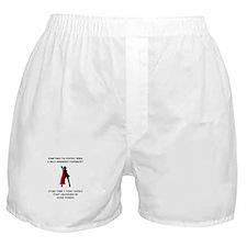 Pharmacy Superhero Boxer Shorts