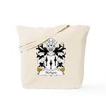 Nefydd Family Crest Tote Bag