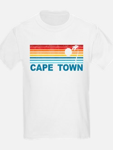 Palm Tree Cape Town T-Shirt