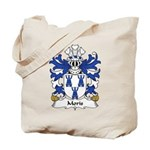 Moris Family Crest Tote Bag