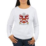 Montgomery Family Crest Women's Long Sleeve T-Shir