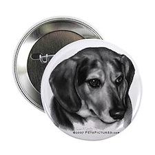 """Gerry, Beagle 2.25"""" Button"""