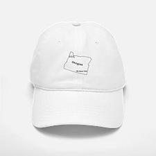 Oregon State Motto and Slogan Baseball Baseball Cap