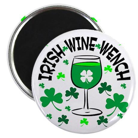 """Irish Wine Wench 2.25"""" Magnet (10 pack)"""
