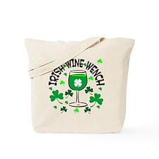 Irish Wine Wench Tote Bag
